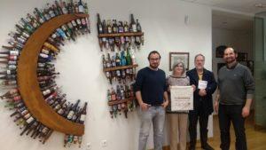 AZTI visita la asociación de Cerveceros de España
